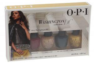 OPI Washington DC Nagellack Geschenkset 4 Stück