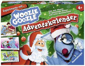 Ravensburger 189984 Woozle Goozle Adventskalender ab 6 Jahren