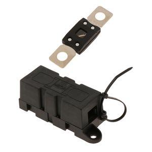 Mega Sicherungshalter +  Down Sicherung Für Gabelstapler / Van / Marine / LKW / Boot / Wohnmobil (80A)