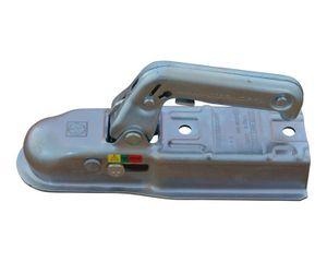 1 Stück - Winterhoff Kugelkupplung WW8G - 800kg - 60mm Vierkant - Bohrung 90mm Ø11mm