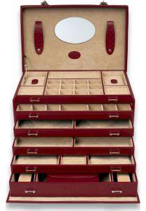 WINDROSE Merino Jewel Boxes XL Red