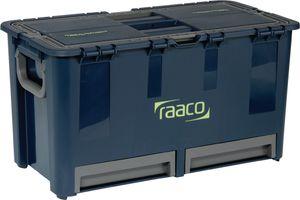 Raaco Werkzeugkoffer Compact 47 mit 7 Einsätzen 136600