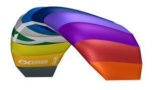 CrossKites Lenkmatte Air 1.5 Rainbow R2F Allround Lenkdrachen Kite