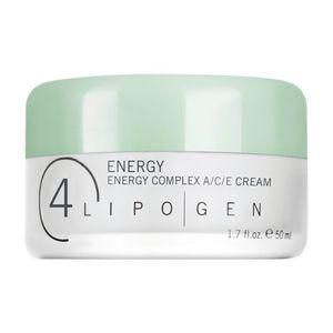 LIPOGEN ENERGY - Energy Complex A/C/E Cream - Schützende und aufbauende 24 Std.-Pflege - 50ml