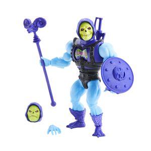 Masters of the Universe Origins Deluxe Actionfigur (14 cm) Skeletor