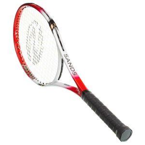Sands IZX 2000 Tennisschläger Schläger Besaitet Ausbalanciert Carbon 27 Inch