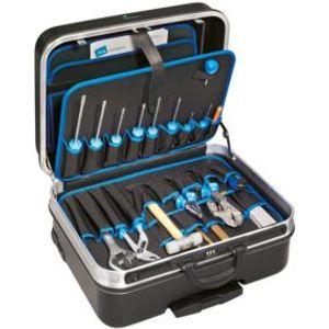 Werkzeugkoffer fahrbar 485 x 350 x 195 mm ABS Kof