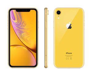 Apple iPhone XR, 64GB, Farbe: Gelb