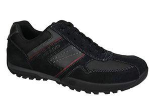 Dockers Herren Sneaker 36HT020-204120 schwarz / grau, Herren Größen:43, Farben:schwarz
