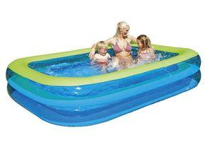 Planschbecken Family Pool Wehncke 265x175x50cm