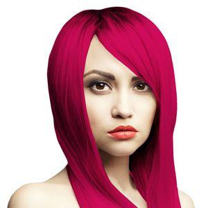Burgunde Haarfarbe Headshot Blood Berry, Semi-permanente Haartönung 150 ml