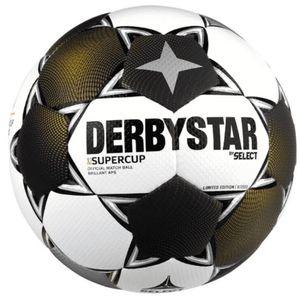Derbystar Supercup Brillant APS Spielball 20/21 weiß/gold/silber - Gr.5