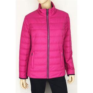 RABE leichte Damen Stepp-Jacke in pink 48