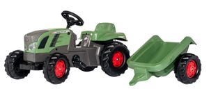 rolly toys Kid Fendt 516 Vario Trailer - Maße: 1340x470x520 mm; 13166