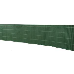 Balkonsichtschutz grün 90x300 Kunststoff Sichtschutzmatte Balkonverkleidung Balkonbespannung
