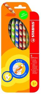 Happy Kidz EASYcolors Stabilo 6er 21404156063