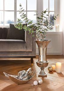 Vase 'Maison', groß Gefäß Dekoration Tisch Deko Blumen zeitlos