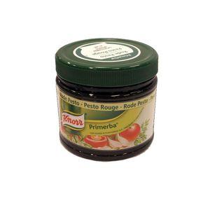 Knorr Primerba Gewürzpaste Rotes Pesto 340g (Kräuterpaste)