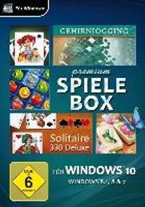Premium Spielebox für Windows 10. Für Windows 7/8/10