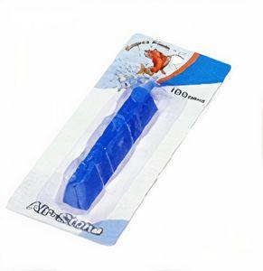 luftstein Aquarium lang 10 cm blau
