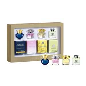 Versace Damen Miniaturen Set EdT 4x5ml