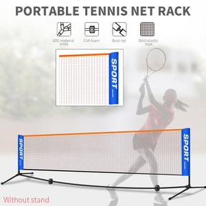 Trainingsnetz Tennis Trainingsnetz Kinder Trainingsnetz Praktisch Langlebig PE 6.1m*0.76m Size Home Sparring Device Sport