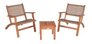 Sitzgruppe SONORA, Teak-Look