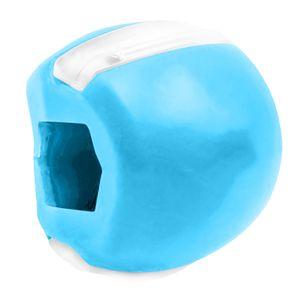 Melario Jawline Exerciser Jawlineme Übung Fitness Ball Neck Face Toning Jawzrsize Jaw Blau