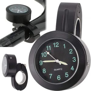 7/8 '' Motorraduhr Uhr Uhren Clock Für Motorrad Fahrrad Lenkeruhr Wasserdicht
