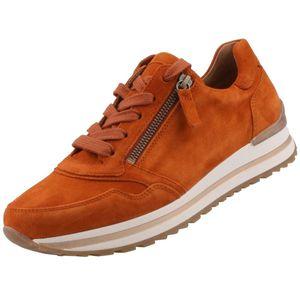 GABOR Damen Sneaker Braun/Orange (Rost), Schuhgröße:EUR 39