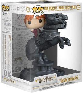 Harry Potter - Ron Weasley Riding Chess Piece Schachfigur 82 - Funko Pop! - Vinyl Figur