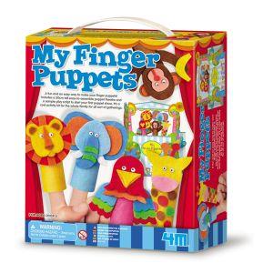 Meine Fingerpuppen