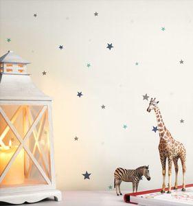 Kindertapete Kinderzimmer Beige   Kinder   Sterne Sternchen  Cary Muster