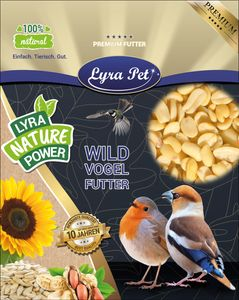 25 kg Lyra Pet® Erdnusskerne SPLITS HK Südamerika