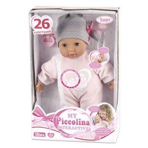 Bayer Design My Piccolina Puppe Interactive 38 cm; 9382900