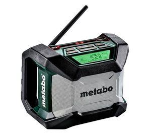 Metabo Akku-Baustellenradio R12-18