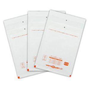 versando Luftpolstertaschen C3 170 x 225 mm 100 Stk. weiß