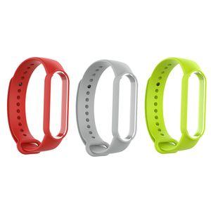3er Pack Ersatz Silikonband Armband Armband Für Xiaomi MI Band 5 Neu