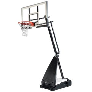 Spalding NBA Ultimate Hybrid Portable Korbanlage