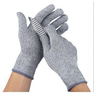 Schnittschutzhandschuhe Schnittfeste Handschuhe Schnittschutz Arbeitshandschuhe XL Sicherheitshandschuhe