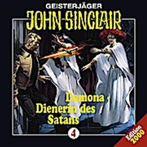 Sinclair,John Folge 4-Damona,Dienerin des Satans