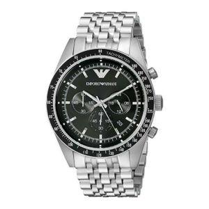 Emporio Armani Herren Armband Chronograph Uhr AR5988