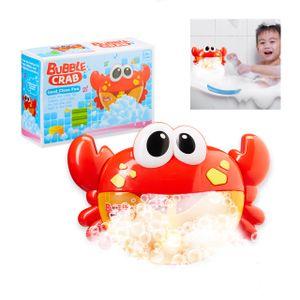 relaxdays Badewannenspielzeug Krabbe