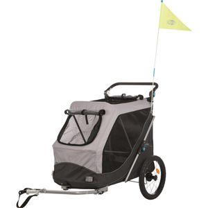 Trixie Fahrrad-Anhänger für Hunde L