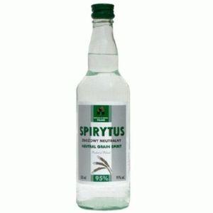 Sprit Spirytus - Trinkalkohol 0,5L polnischer Spiritus Spirituosen