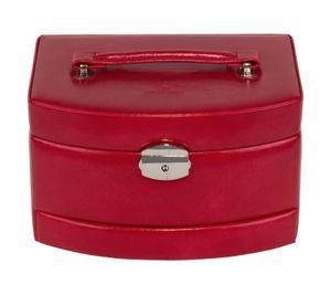 WINDROSE Shine Jewelry Box Automatic M Red