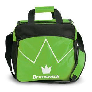 Bowling Ball Tasche Brunswick Blitz Single Tote lime