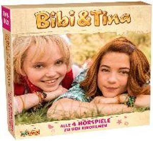 Bibi und Tina - Die Kinofilm-Fanbox (4 Hörspiele)
