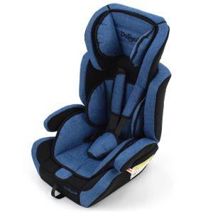 Daliya mitwachsender Autokindersitz  Autositz Kinderautositz 9-36kg Gruppe 1+2+3 ECE R 44/04  Blau - Schwarz