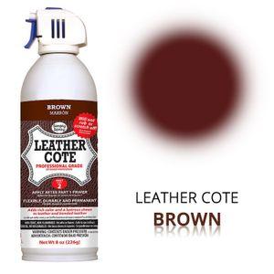 Leder-Spray Brown